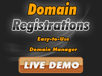 Moderately priced domain registration & transfer services